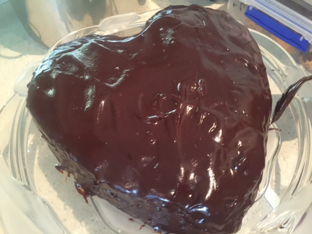 Mum's Chocolate Cake