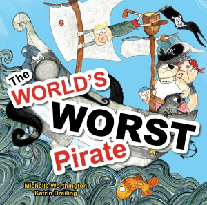 The Worlds Worst Pirate Front Cover FINAL